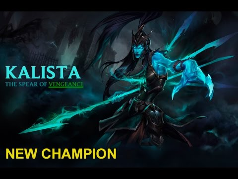 League Of Legends Kalista