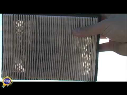 Check Your Air Filter