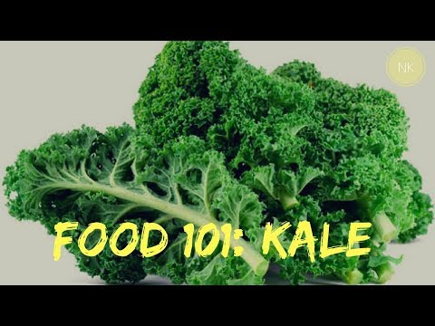 Food 101: Kale | Everything You Need to Know About Kale | Nainja Kapoor