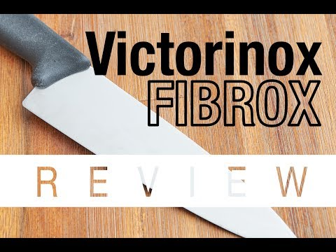 Victorinox Fibrox 8-Inch Chef's Knife Review (Long Term Use)