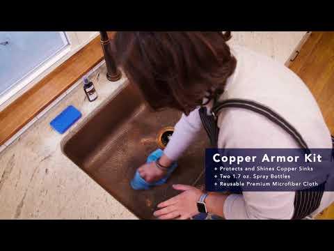 Sinkology Copper Armor
