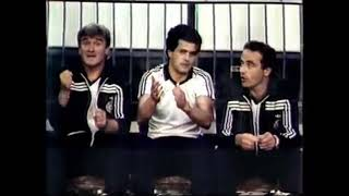Hajduk Split - Partizan 3:3 [26.08.1984.] GOLOVI