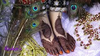 Bridal Mehndi Kashee S : Mehndi art design for hands video