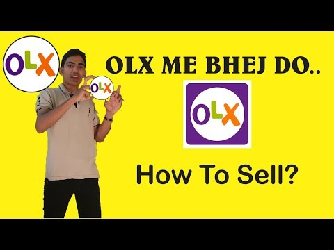 How to sell on OLX?  Sell Fast & Get Better Price. Tricks & Tips In Hindi