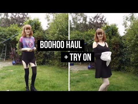 BOOHOO HAUL AND TRY ON!!