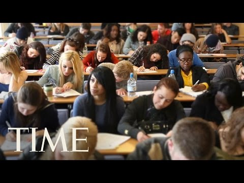LSAT No Longer Required To Enter Harvard | TIME