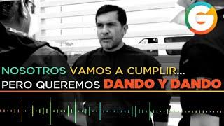 """Audio de la mamá del """"Mochomo"""" negociando su liberación #Edomex"""