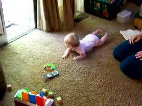 Commando Crawl
