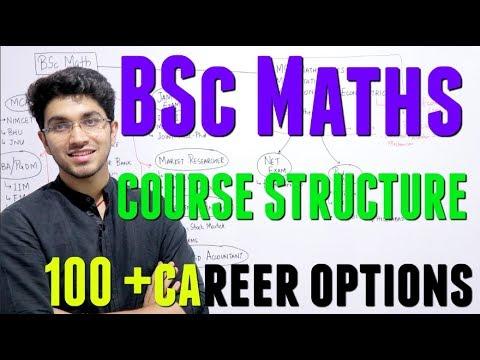Bsc Mathematics Career Opportunities   100+ Career Options