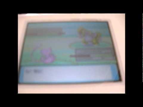 Pokemon Platinum How to get Groudon