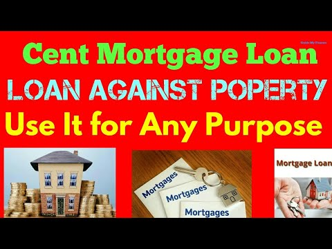 Complete detail of Cent Mortgage Loan | Central Bank Loan against property
