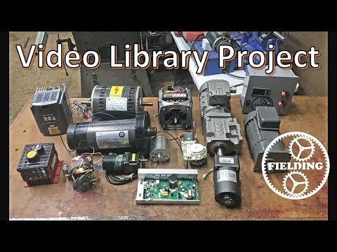 Motor Video Library Project
