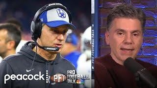 Coaching carousel: Matt Eberflus declines Texans' offer   Pro Football Talk   NBC Sports