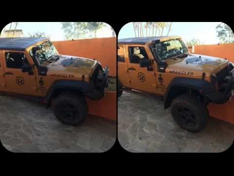 JKS Sway bar disconnect JK Jeep Wrangler before and after