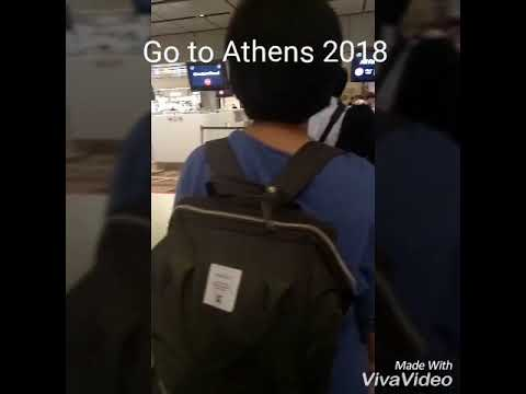 Go to Athens, airport to syntagma and acropolis