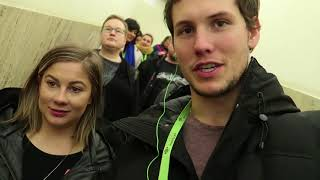 GETTING CAUGHT VLOGGING IN THE SISTINE CHAPEL!!
