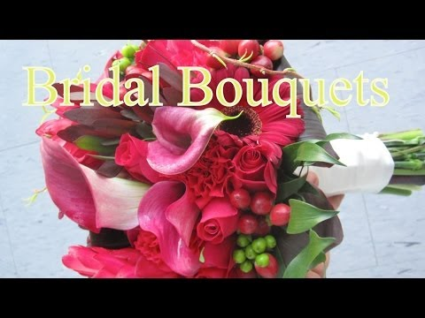 Bridal bouquets ideas for weddings on a budget