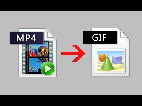 How to Create GIF Animation From Video in Photoshop