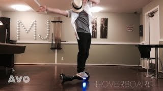 Michael Jackson Dancing on the Hoverboard!