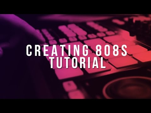How To Make Your Own 808s (FL Studio Tutorial)