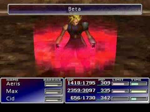 Final Fantasy 7: Demon Gate
