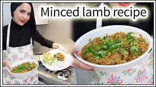 How to Cook Lamb Mince | Ad | Amena
