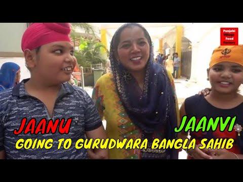 GOING TO THE GURUDWARA BANGLA SAHIB NEW DELHI 💕 TRAVEL VLOG 💕 TOURIST ATTRACTION 💕 SIKH TEMPLE