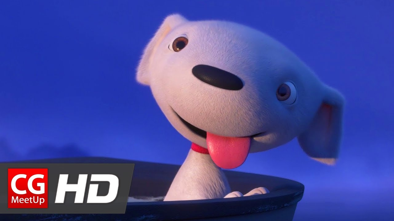 """CGI Animated Short Film """"Joy and Heron"""" by Passion Pictures   CGMeetup"""