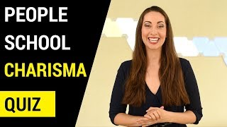People School l Charisma Quiz