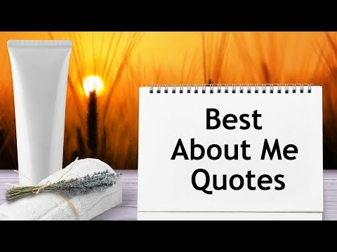 Best About Me Quotes | Facebook, Whatsapp and Instagram Myself Quotes