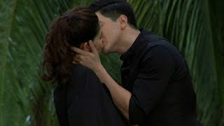 Alden and Maine Kiss!