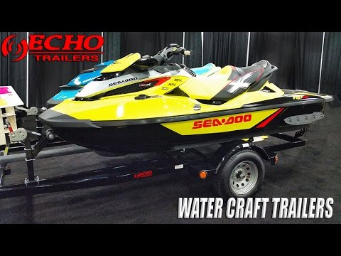 Echo Watercraft Trailers