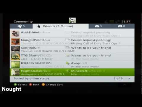 Xbox 360 Tricks How to Play* ANY Unreleased game! Trick Your Friends! [Xbox 360]