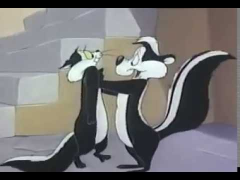 Pepe Le Pew is Odor-able