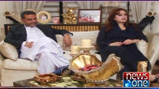 Meet Mr & Mrs Zaeem Qadri this Sunday in Weekend with Hina at 7:05pm on NewsONE