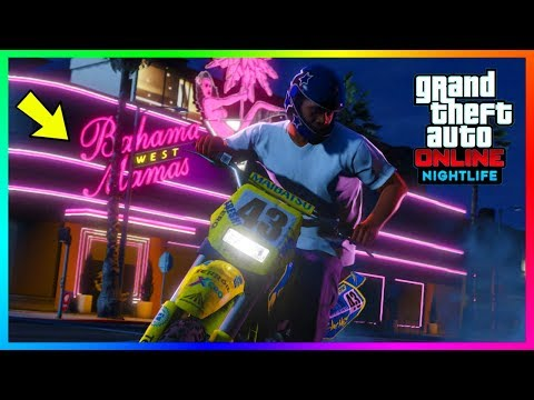 An Image From 2012 Shows What Bahama Mamas Nightclub Will Look Like In The GTA Online Nightlife DLC!