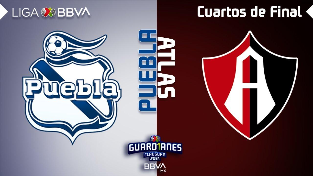 Resumen | Puebla - Atlas | Liga BBVA MX - Guard1anes 2021