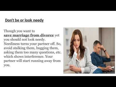 Best Tips On How To Stop Divorce After Separating | dontgetdivorced