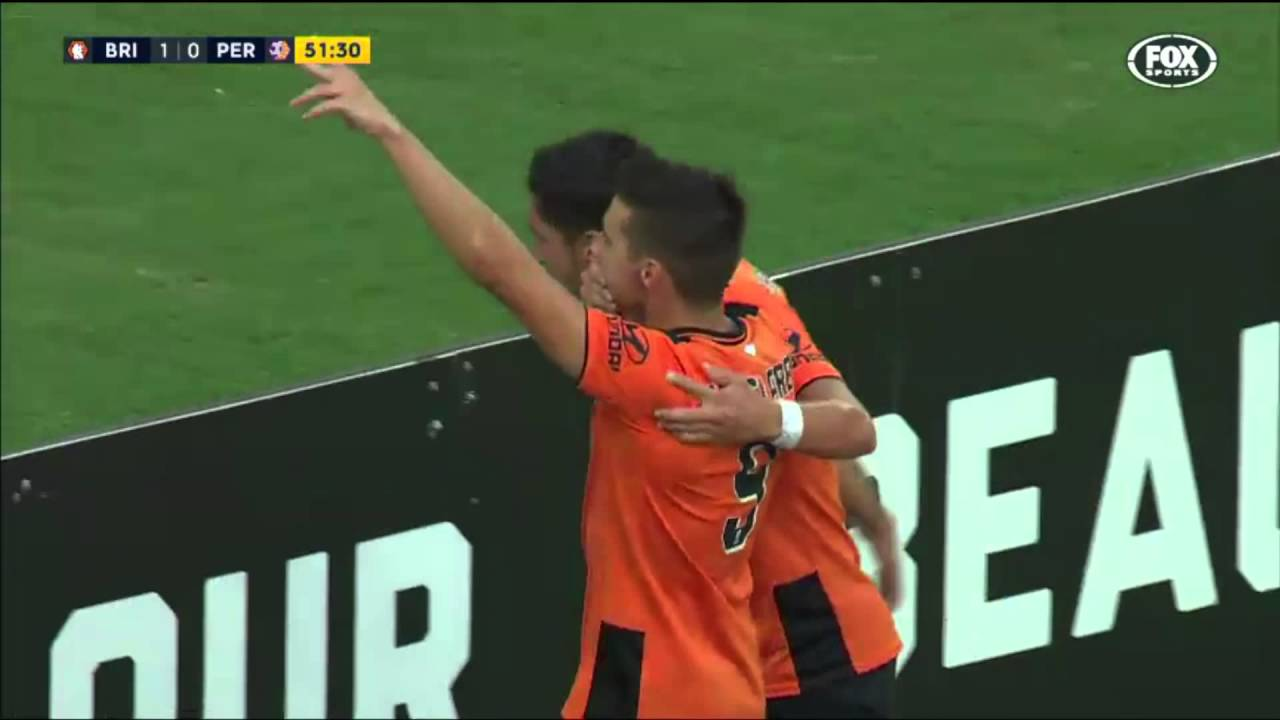 Brisbane Roar 2015/16 Season - All Goals