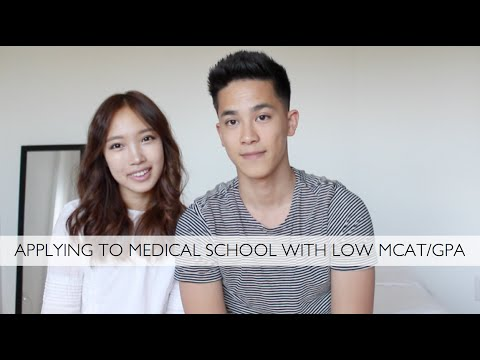 Applying to Medical School with Low MCAT/GPA | JaneandJady