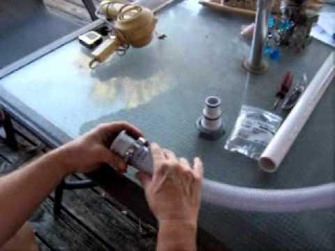 Adapt Intex saltwater system to non-Intex pool or pump