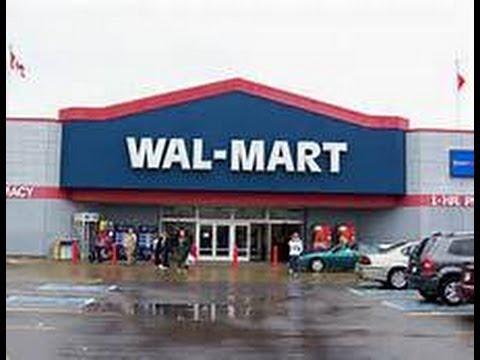 Getting a Job at Walmart