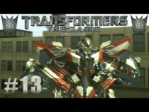 ENHANCED G1 COLORS STARSCREAM | Transformers: The Game Modding #13