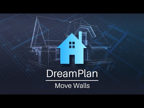 DreamPlan Home Design | Move Walls Tutorial