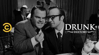 """Download """"Citizen Kane"""" Sparks a Hollywood Feud (feat. Jack Black & John Lithgow) - Drunk History Video"""