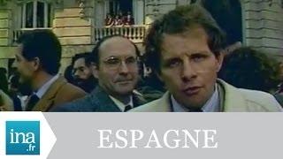 Tentative de coup d'état en Espagne - Archive INA
