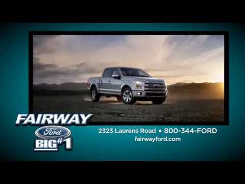 Summer Sales Event: 2015 Ford F-150 HUGE Savings