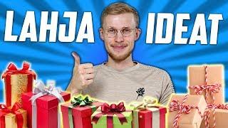 Valmistetaan itse vuoden 2019 parhaat joululahjat!
