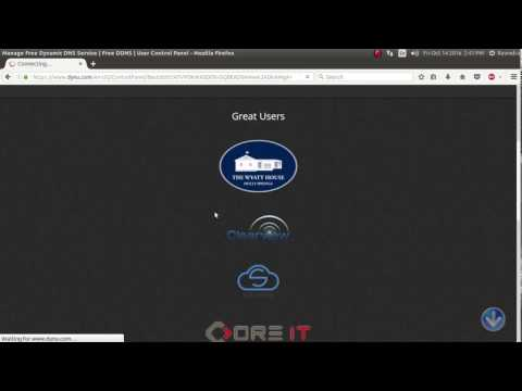 how to host a website from home without domain and server