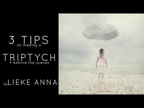 3 TIPS ON CREATING A TRIPTYCH | LIEKE ANNA